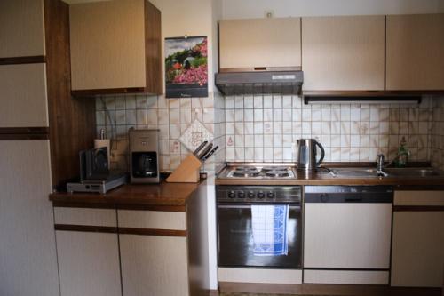Ferienwohnung II Küche
