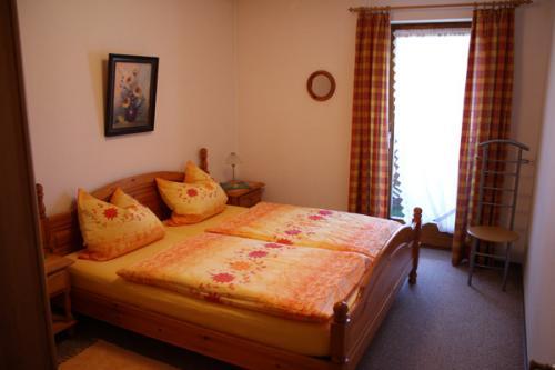 Ferienwohnung I Schlafzimmer