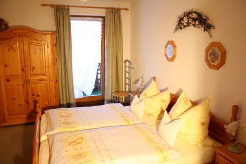 Ferienwohnung II Schlafzimmer